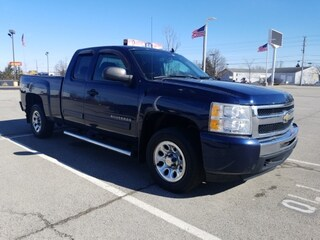 Used 2010 Chevrolet Silverado 1500 LT Truck S2898 for sale in Indianapolis, IN