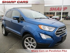 2018 Ford EcoSport SE SUV for sale in Indianapolis, IN