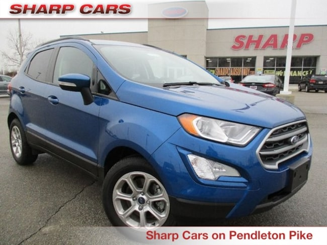 Used 2018 Ford EcoSport SE SUV in Indianapolis, IN