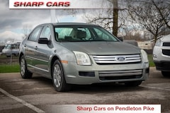 2008 Ford Fusion S Sedan for sale in Indianapolis, IN