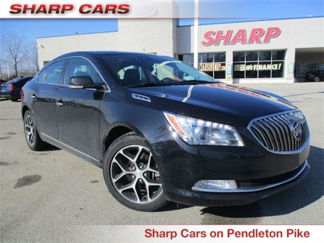 Used 2016 Buick Lacrosse Sport Touring Sedan in Indianapolis, IN