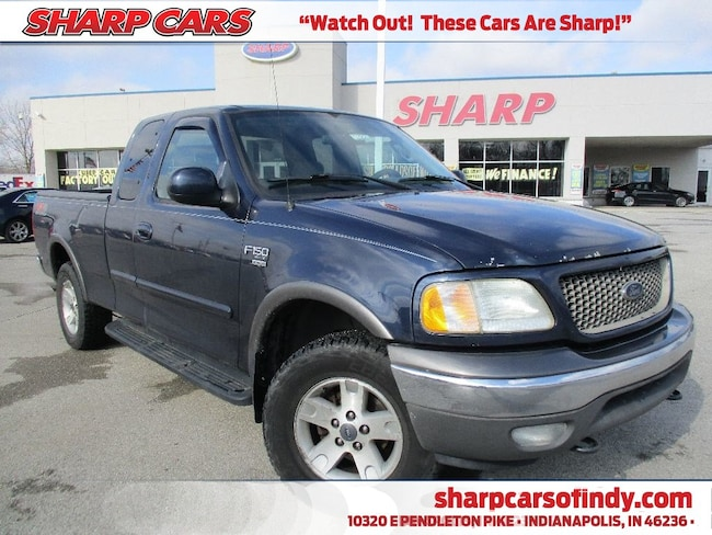 Used 2003 Ford F-150 XLT Truck in Indianapolis, IN