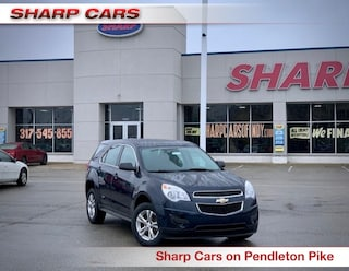 Used 2013 Chevrolet Equinox LT SUV SM766A for sale in Indianapolis, IN