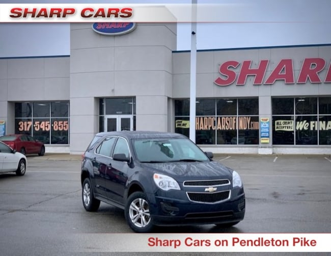 Used 2013 Chevrolet Equinox LT SUV in Indianapolis, IN