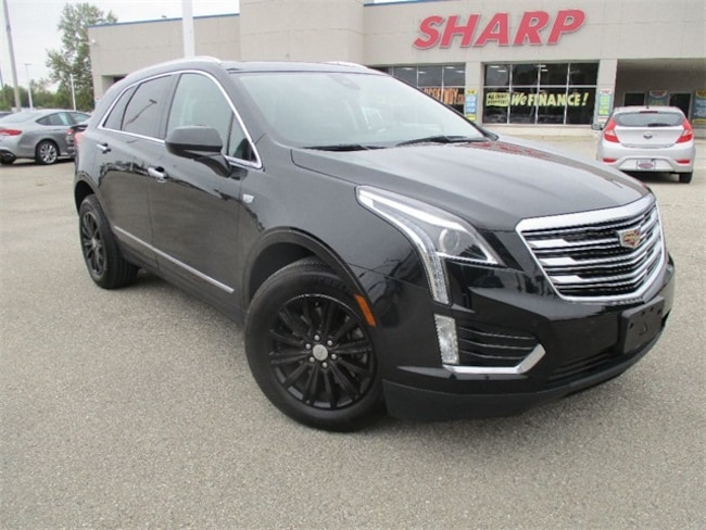 Used 2017 Cadillac XT5 Luxury SUV in Indianapolis, IN