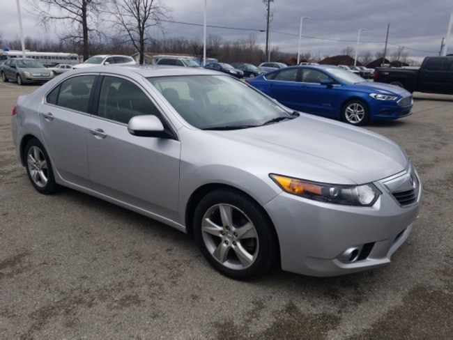 Used 2014 Acura TSX 2.4 Sedan in Indianapolis, IN