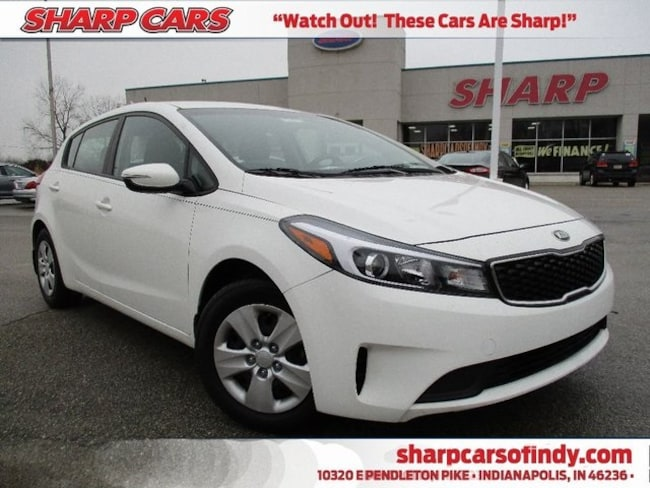 Used 2017 Kia Forte LX Hatchback in Indianapolis, IN