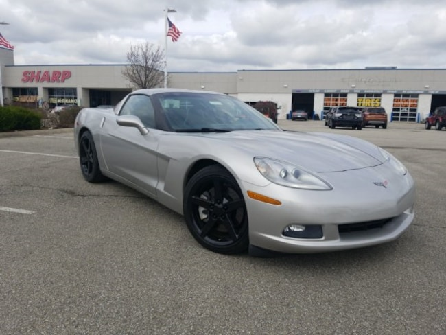 Used 2006 Chevrolet Corvette Base Coupe in Indianapolis, IN