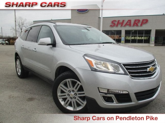 Used 2014 Chevrolet Traverse LT SUV in Indianapolis, IN