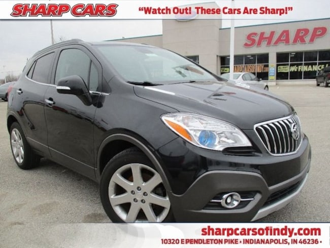 Used 2015 Buick Encore Leather SUV in Indianapolis, IN
