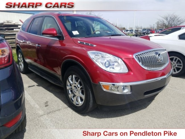 Used 2012 Buick Enclave Leather Group SUV in Indianapolis, IN
