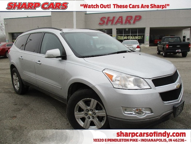 Used 2012 Chevrolet Traverse 1LT SUV in Indianapolis, IN