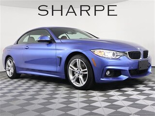 Used 2016 BMW 4 Series 435i Xdrive M Sport Convertible for sale in Grand Rapids