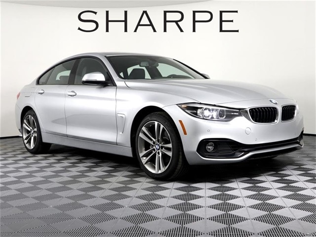 2018 BMW 4 Series 430i Xdrive Gran Coupe Gran Coupe