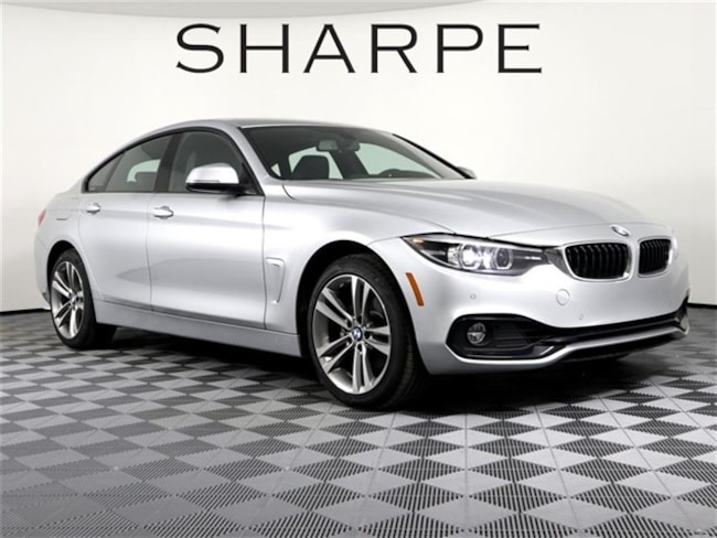 New 2018 BMW 4 Series 430i Xdrive Gran Coupe Gran Coupe For Sale/Lease Grand Rapids