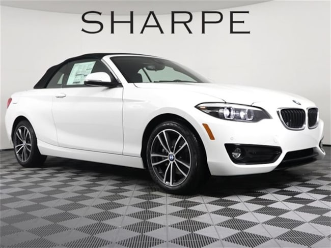 New 2019 BMW 2 Series 230i Xdrive Convertible For Sale/Lease Grand Rapids