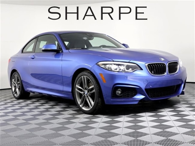 New 2019 BMW 2 Series 230i Xdrive Coupe For Sale/Lease Grand Rapids