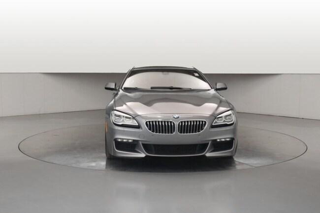 2016 BMW 6 Series 650i Xdrive Gran Coupe M Sport Sedan