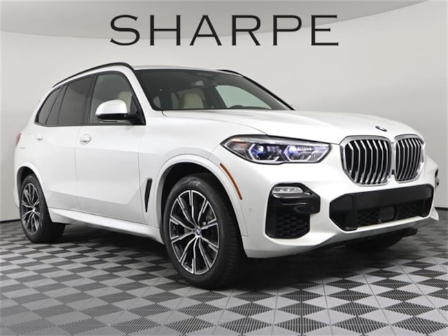 New 2019 BMW X5 Xdrive50i SAV For Sale/Lease Grand Rapids