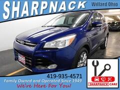 2013 Ford Escape SEL 4WD SUV 4WD SEL