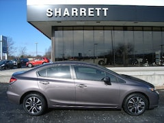 Used 2015 Honda Civic EX Sedan for sale in Hagerstown, MD