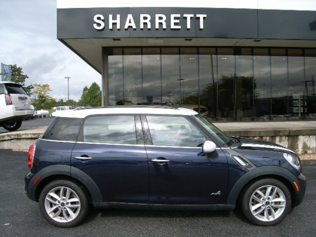 Used 2014 MINI Countryman Cooper S SUV for sale in Hagerstwon, MD