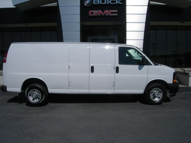 5d78a587b6 Used 2017 Chevrolet Express 2500 For Sale at Sharrett Volkswagen ...