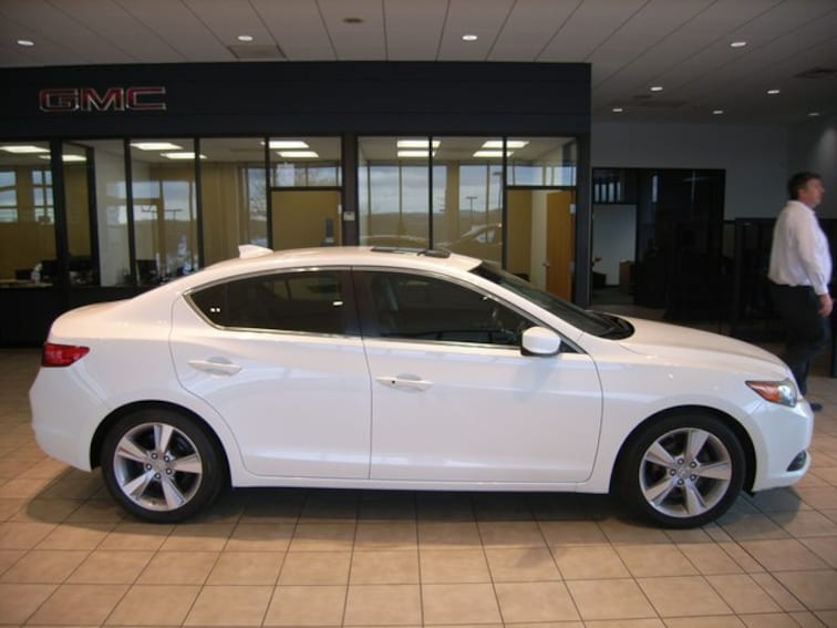 Used 2013 Acura ILX ILX 5-Speed Automatic with Technology Package Sedan for sale in Hagerstwon, MD