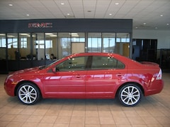 Used 2009 Ford Fusion SE V6 Sedan 48048-1 for sale in Hagerstown, MD
