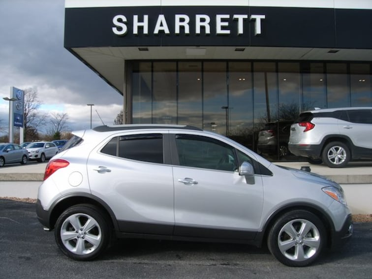 Used 2015 Buick Encore Leather SUV for sale in Hagerstwon, MD