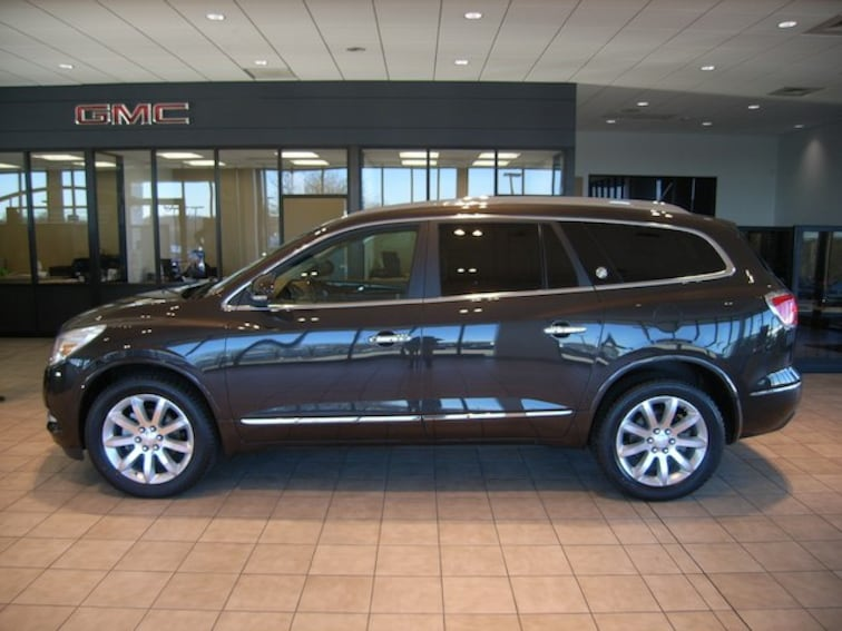 Used 2014 Buick Enclave Leather SUV for sale in Hagerstwon, MD