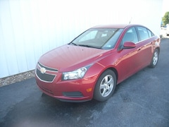Used 2014 Chevrolet Cruze Sedan 19249-1 for sale in Hagerstown, MD
