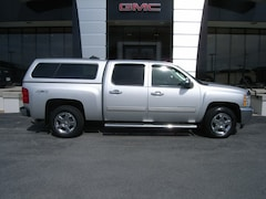 Used 2012 Chevrolet Silverado 1500 LT Truck Crew Cab 19074-1 for sale in Hagerstown, MD