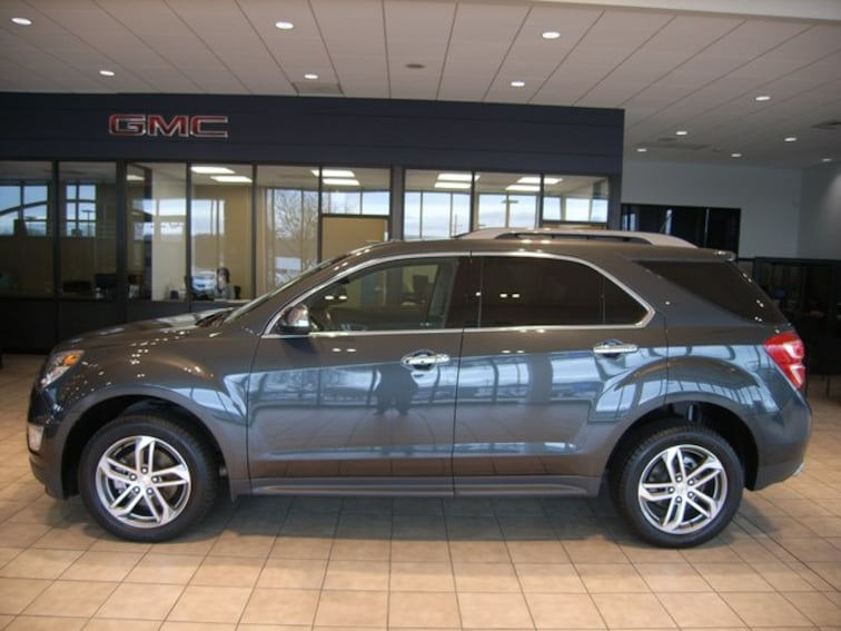 Certified Pre-Owned 2017 Chevrolet Equinox Premier SUV for sale in Hagerstown, MD