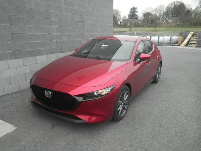 2019 Mazda Mazda3 Preferred Package Hatchback Front-wheel Drive