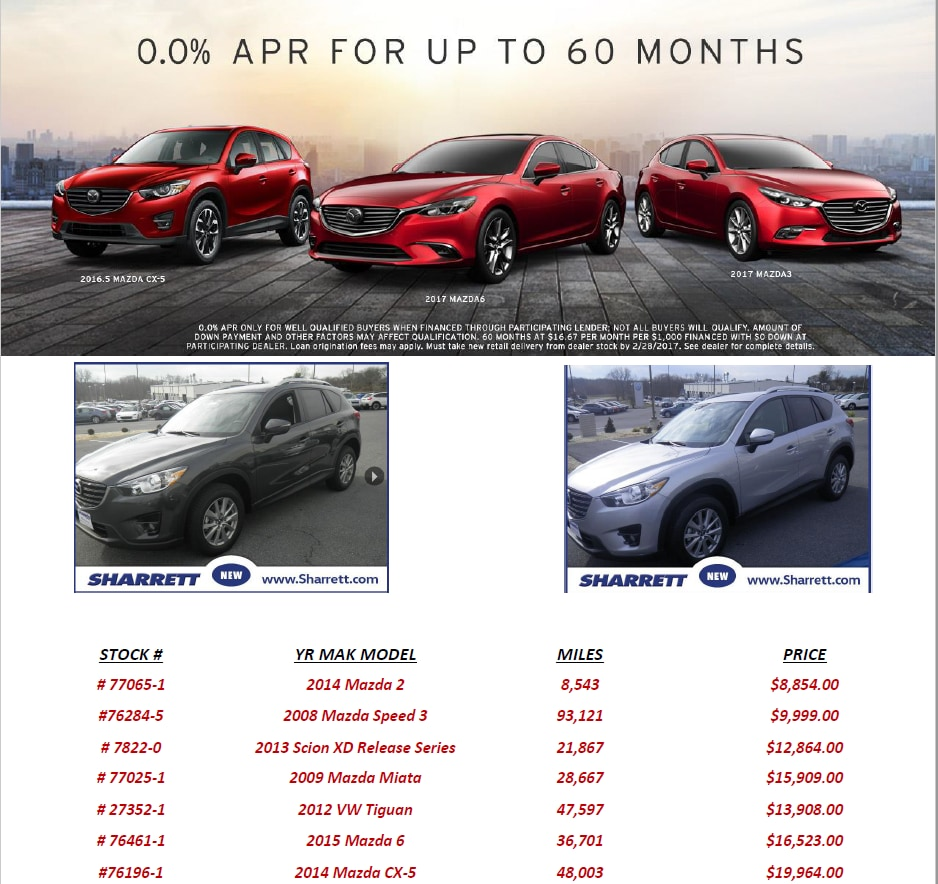 cars special lovely of used mazda offers certified owned vehicles auto amp cpo md dealers magazine today pre in