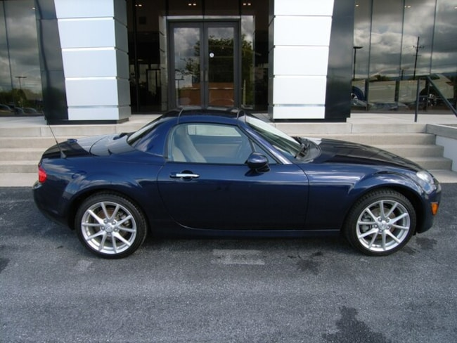 2012 Mazda MX-5 Miata Grand Touring Convertible