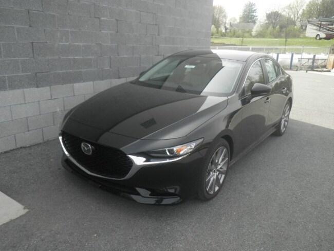 2019 Mazda Mazda3 Preferred Package Sedan All-wheel Drive