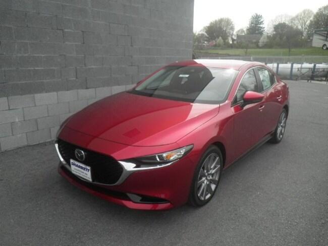 2019 Mazda Mazda3 Select Package Sedan Front-wheel Drive