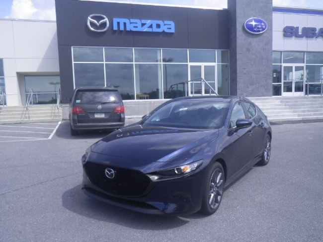2019 Mazda Mazda3 Hatchback All-wheel Drive