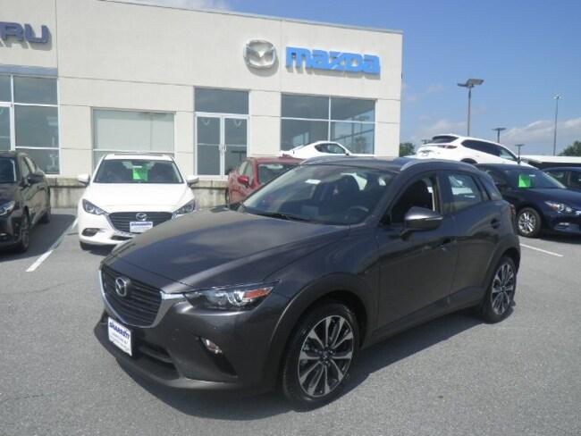 2019 Mazda Mazda CX-3 Touring SUV All-wheel Drive