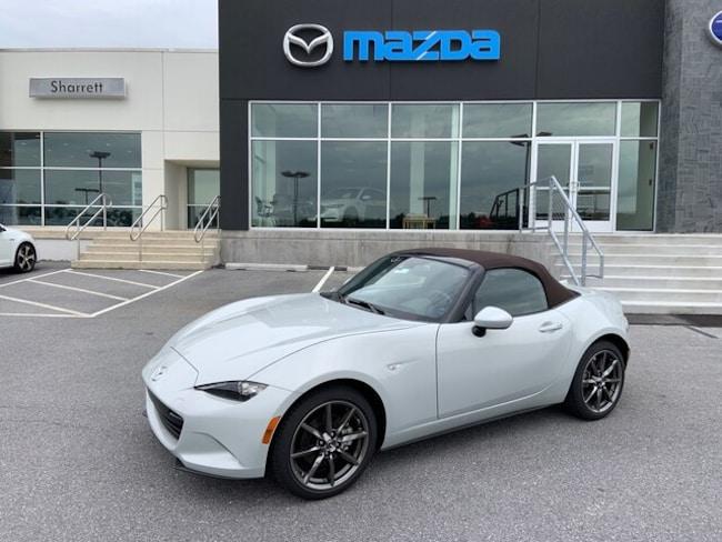 New 2019 Mazda Mazda MX-5 Miata For Sale at Sharrett Mazda | VIN