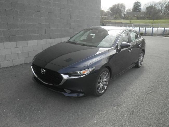 2019 Mazda Mazda3 Select Package Sedan All-wheel Drive