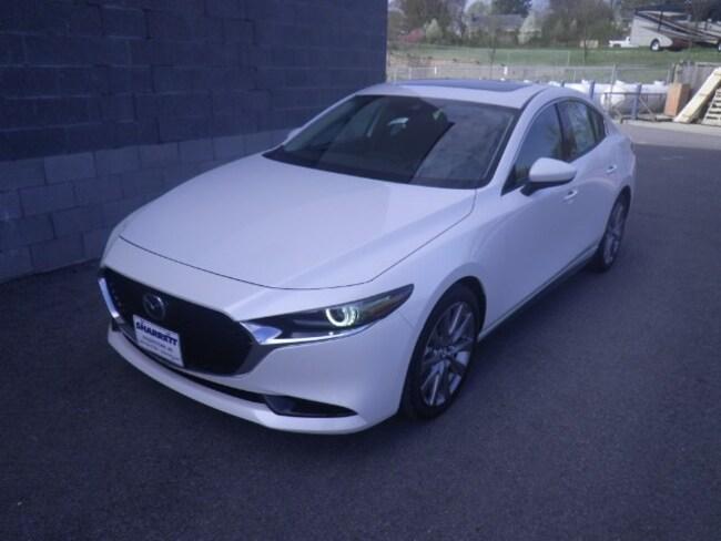 2019 Mazda Mazda3 Premium Package Sedan Front-wheel Drive