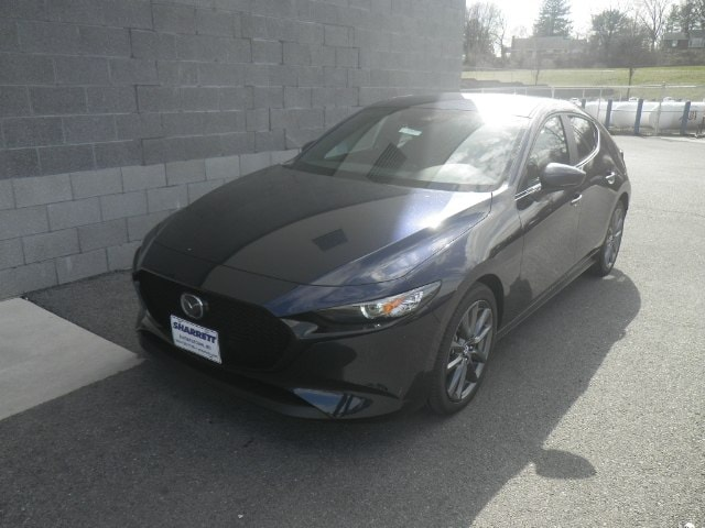 2019 Mazda Mazda3 Preferred Package Hatchback Front-wheel Drive