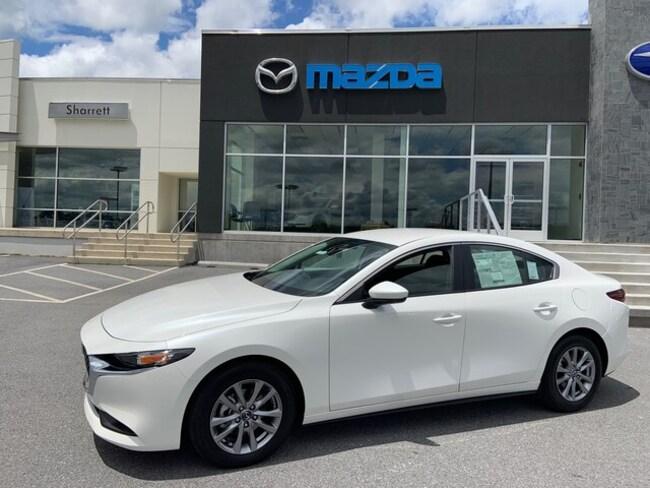 2019 Mazda Mazda3 Sedan Front-wheel Drive