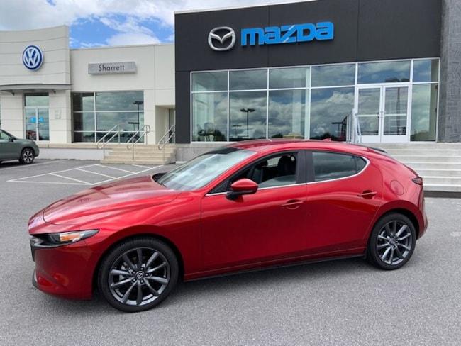 2019 Mazda Mazda3 Preferred Package Hatchback All-wheel Drive