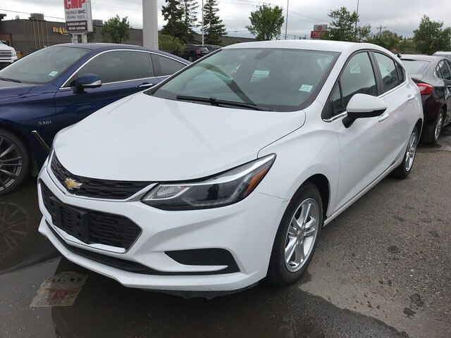 2018 Chevrolet Cruze LT | Auto | Hatch | Cloth | HTD Seats Hatchback