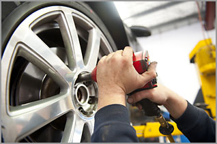 Car brake repair in Calgary, Alberta