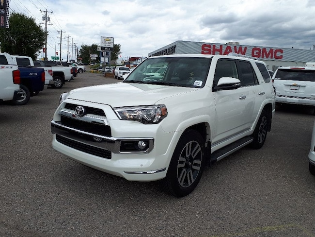 2019 Toyota 4Runner Limited |  Sunroof | 20 Rims | Backup Camera SUV